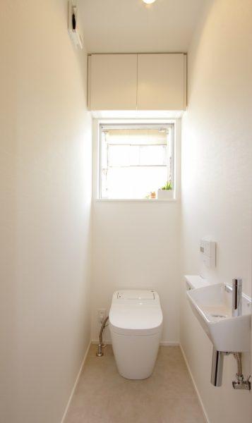 京都市西京区Y様邸 トイレ