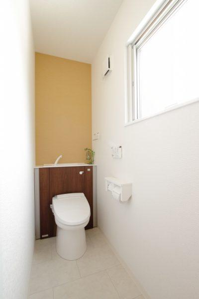 K様邸 トイレ