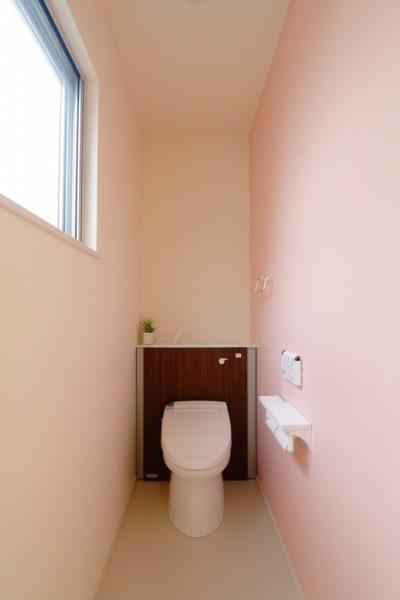 O様邸 トイレ