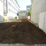 京都市下京区T様 福祉施設新築工事 -掘方・基礎工事-