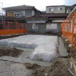 京都市山科区K様邸新築工事②