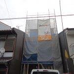 京都市北区T様邸新築工事~棟上げ・上棟しました~
