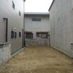 京都市山科区K様邸新築工事~新築工事が始まります!解体工事からです~