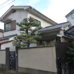 京都市山科区U様邸新築工事!実家のお隣へのお引越し!新築工事始まります!
