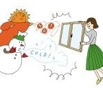 """窓の素材やガラスの違いで温度差が出ませんか?窓の「断熱性」で夏・冬の過ごしやすさに差が出ます。そんな暮らしを快適にする""""断熱窓""""のご紹介です。"""