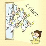 窓の役割って何だろう?光の入り方と窓。窓から入る光の性質を理解しましょう。